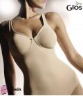 Body liscio modellante Gios 506 Coppa C - Dermo Dry